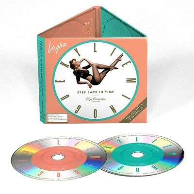 """Step Back in Time: The Definitive Collection - Kylie Minogue (12"""" Album) [Vinyl]"""