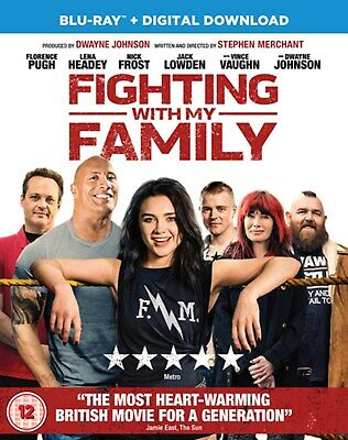 Fighting With My Family (with Digital Download) [Blu-ray]