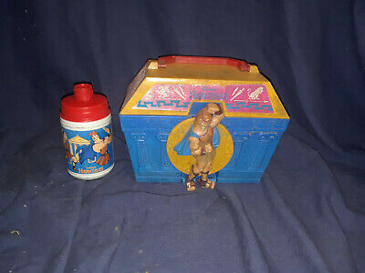 Vintage Collectible Aladdin Hercules Lunchbox