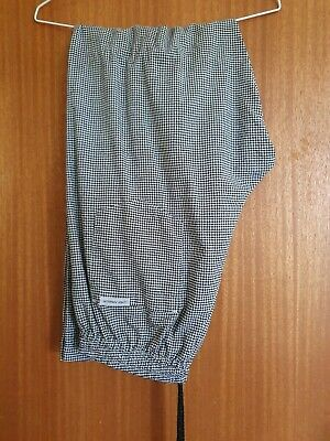 Chef Armour, Chef Pants Size M