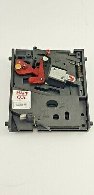 HAPP 25 Cent Quarter USA Vending Video Game Coin Mech Coin Operated Mechanism