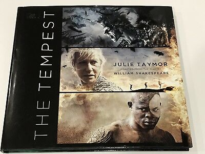 The Tempest by Shakespeare, William; Taymor, Julie