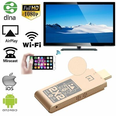 Display Dongle Multi-Screen Interactive TV Stick Miracast For Iphone Samsung