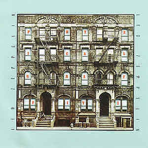 Led Zeppelin - Physical Graffiti CD Like new (C)