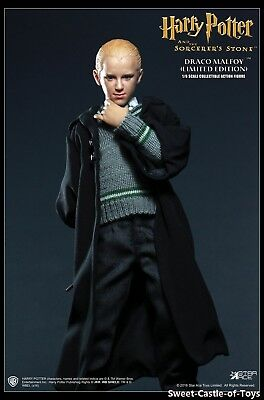 1/6 Star Ace Toys Harry Potter And The Sorcerer's Stone Draco Malfoy Uniform Ver