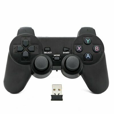 wireless gamepad joystick joypad game controller for PC