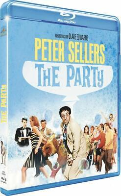 The Party Sellers  Blu Ray Neuf Sous Cellophane