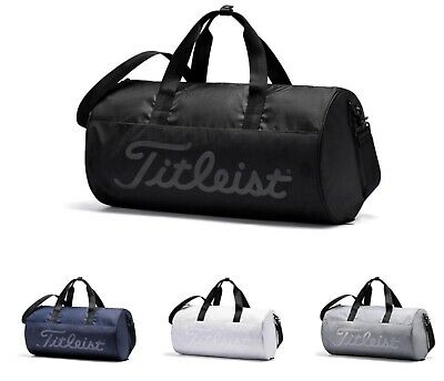 2019 New Titleist Golf Players 4 Plus Sports Boston Bag Modern Authentic