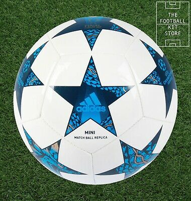 adidas UEFA Champions League Finale 17 Mini Ball - Football - Size 1