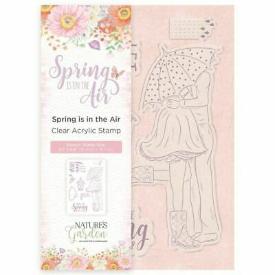 Nature's Garden Spring in the Air Collection - Stamp - Spring is in the Air