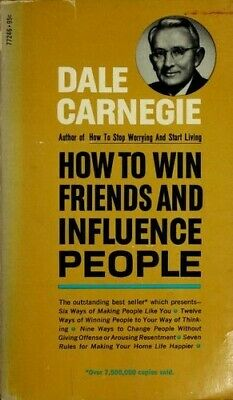 How to Win Friends and Influence People  Dale Carnegie (PDF Version Only)
