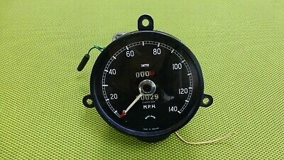 Jaguar Rev Counter / Toerenteller / Speedometer
