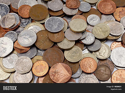 Mixed Dated Coins - Circulated and VERY CLEAN ONES - BRITISH COIN HUNT