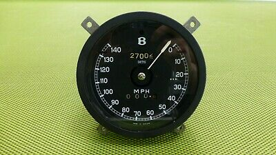 Bentley Rev Counter / Toerenteller / Speedometer