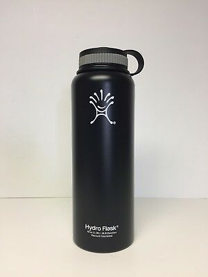 18/32/40OZ HYDRO FLASK Insulated Stainless Steel Wide Mouth