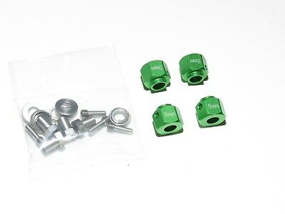 20PC Set for Traxxas TRX-4 GPM aluminum hex adapters 12mm thick