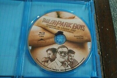Blu-Ray Movie Trailer Park Boys Countdown to Liquor Day! Disc and Case Only