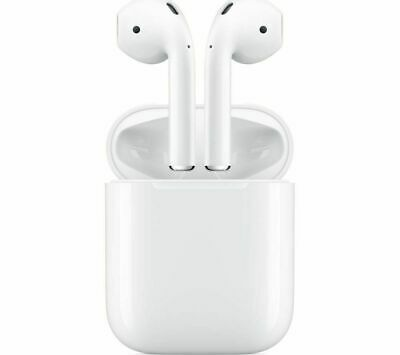 Brand New Sealed Apple AirPods with Charging Case (2nd generation) White Apple