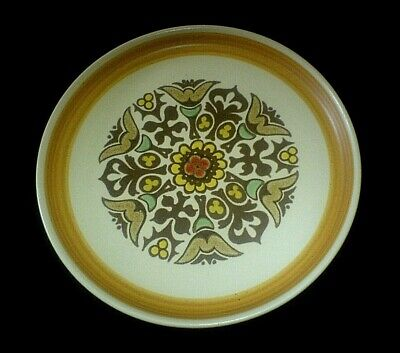 LANGLEY DENBY CANTERBURY 8 ¼  inch Plate x 1 ( 2 avail ) c1960