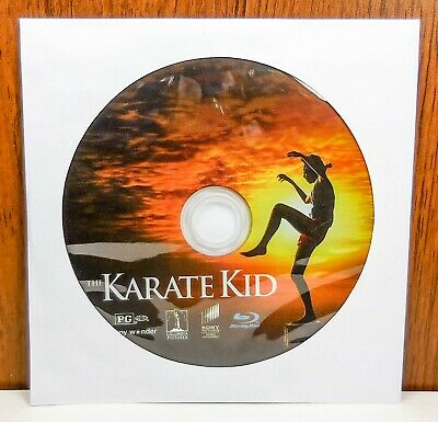 The Karate Kid - Disc Only (Blu Ray, 1984)