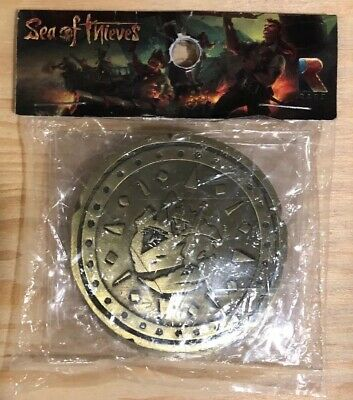 Sea of Thieves Collectible Limited Edition Coin New Sealed