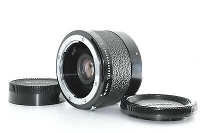 """ N Mint "" Nikon teleconverter TC-200 2X for MF Ai Lens from Japan Free Shipping"