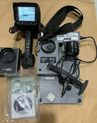 Scott EI160 Eagle Thermal Imaging Camera with Batteries & Accessories