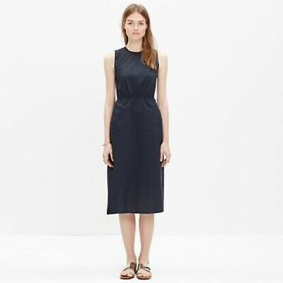 595f4b83f98 NEW MADEWELL $98 off-the-shoulder bell-sleeve dress Size2 G3457 In ...