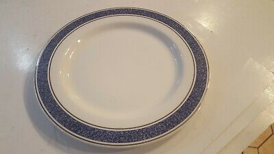 4 BRITISH AIRWAYS Coat of Arms ROYAL DOULTON 1st First Class Salad Plates