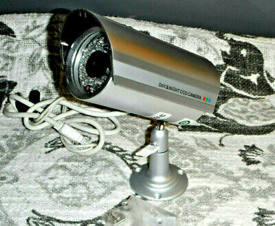 HONEYWELL HCC484L CCD CCTV SECURITY CAMERA LENS 2 7-13 5mm/F1 3 1/3