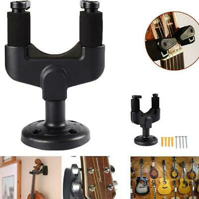Guitar Wall Hanger Solid Wood Wall Hook Musical Instrument Accessories EA9