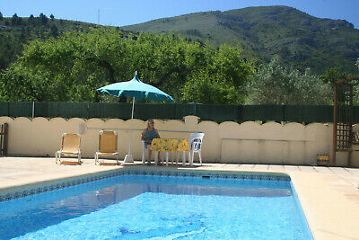Villa, Costa Blanca, Jalon valley, private det. pool a/c Wifi.