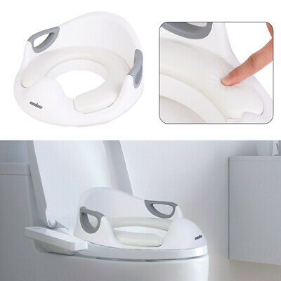 Baby Training Toilet Seat Safety Potty Toddler Removable Chlid Kid Trainer