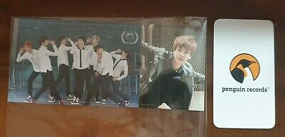 Bts - 2Nd Mini Album Skool Luv Affair Jin Photo Card - 1