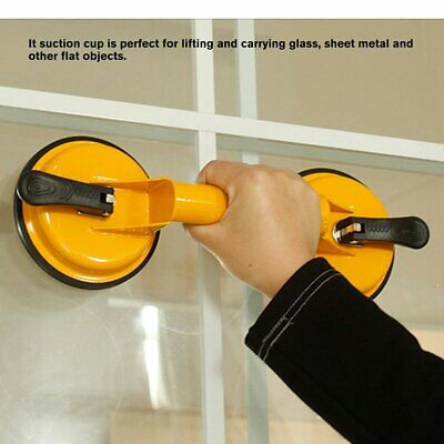 Plastic Suction Cup Glass Lifter Dent Puller Remover Tool Windshields Sucker OK