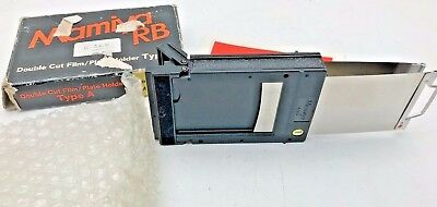 Mamiya RB67 double cut film holder   Type A