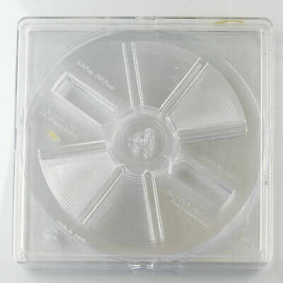 Super 8 Take up reel / spool 180m 600ft cased - Auto Reel Professional