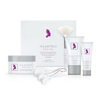 My Perfect Facial 5 Treatment Kit - Anti-Ageing Face Mask