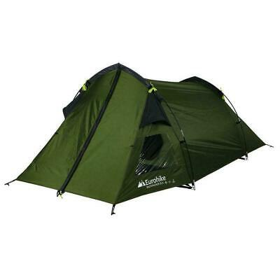 New Outdoor Camping Eurohike Backpacker DLX 2 Man Tent
