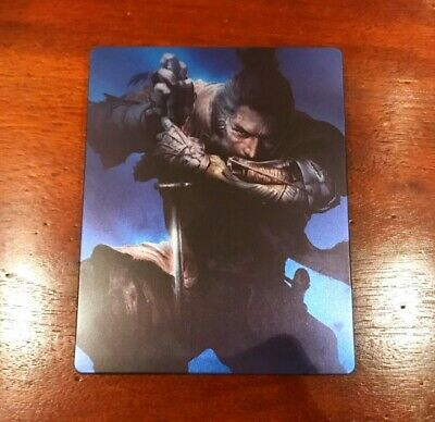 Sekiro Shadows Die Twice Xbox One With Steelbook (Gioco Incluso) - Pal - Nuovo