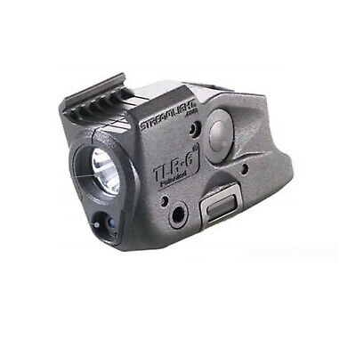 Streamlight TLR-6 Rail Sig Sauer P238 P938 Weapon Light LED and Laser
