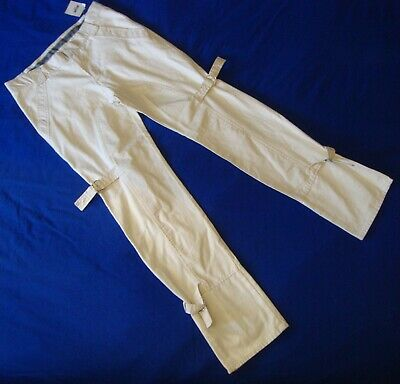 TROUSERS vintage  man MOSCHINO jeans  made Italy TG.48 circa M/L  NEW! RARE