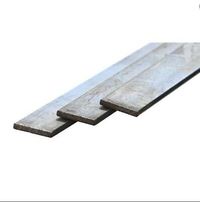 Steel FLAT BAR 5mm 6mm 8mm UK Stock, Fast Delivery Any Lenght Up to 1m