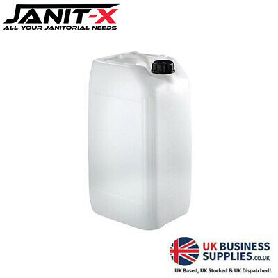 25L Litre 25Ltr Container Jerry Can Tank Bottle Water, Fuel, Food Grade.BPA FREE