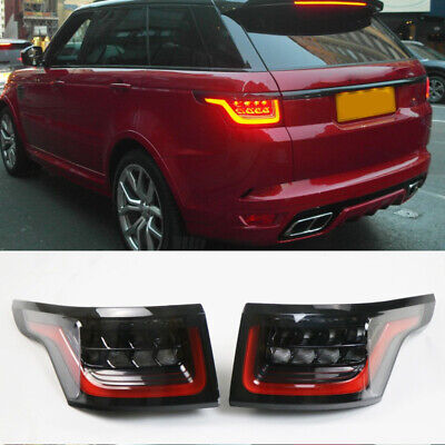 LED Rear Left Right Tail Lights Fit For 2018-2019 Land Rover Range Rover Sport