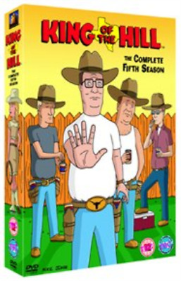 King of the Hill: Season 5 DVD NEW