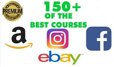 150+ eCom Amazon FBA, Shopify Droshipping, Facebook Ads + ( New Courses DAILY)