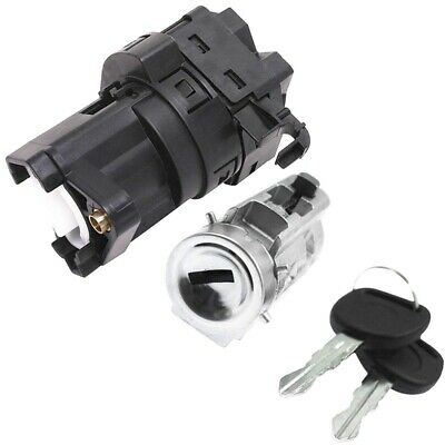 Ignition Lock Cylinder And Switch Key 12458191 22599340 Fit For Chevrolet H2A7