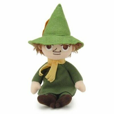 Snufkin Stuffed Plush Doll 21 cm Official Moomin Toy Sekiguchi