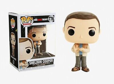 Funko Pop Television: The Big Bang Theory™ - Sheldon Cooper Vinyl Figure #38580